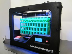Maker Bot 3D Printer - Cloude Times