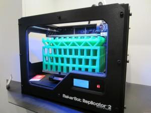 Maker Bot 3D Printer - Cloude Times