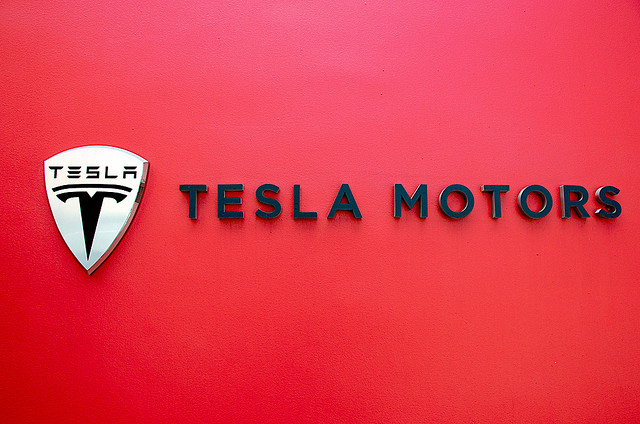 Tesla Motors Logo - Smart Planet