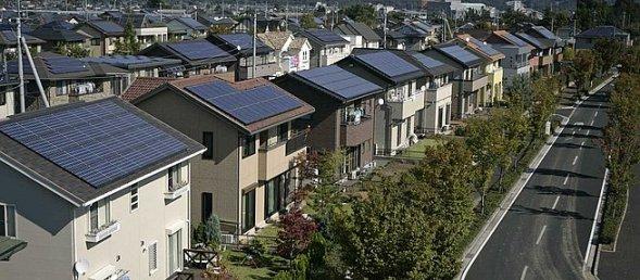 SolarCity - Houses