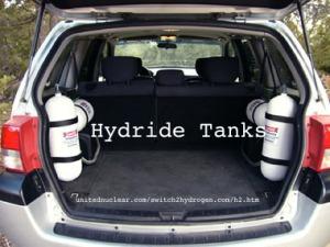 Hydride Tanks