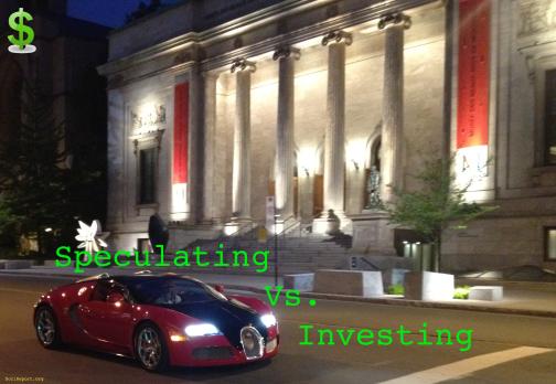 SpeculatingAndInvesting