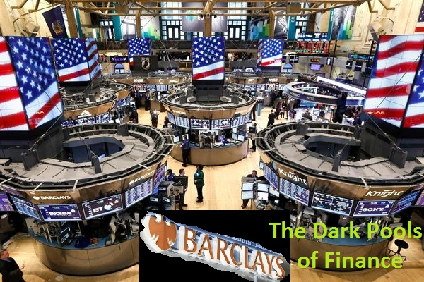 The Dark Pools of Finance