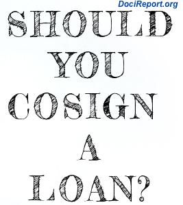 Cosign Loan